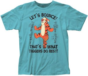 Tigger Bouncing T-Shirt