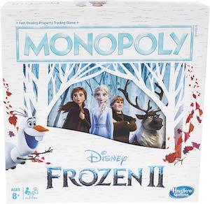 Frozen II Monopoly