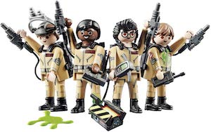 Ghostbusters Playmobile Character Set