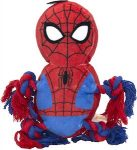 Spider-Man Character Dog Toy