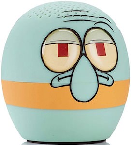 Squidward Bitty Boomers Bluetooth Speaker