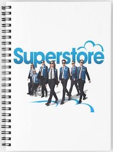 Superstore Cloud 9 Members Notebook
