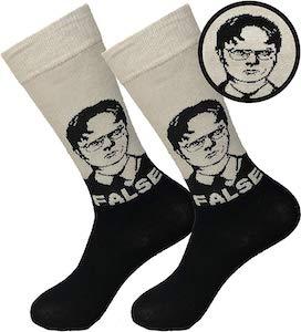Dwight False Socks