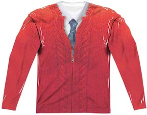 Fred Rogers Costume Shirt