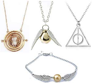 Harry Potter Jewelry Set
