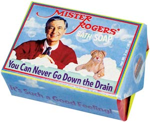 Mister Rogers Soap Bar