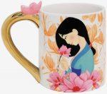 Mulan Flower Mug