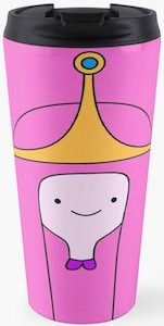 Princess Bubblegum Travel Mug