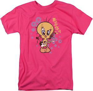 Rocking Tweety Bird T-Shirt