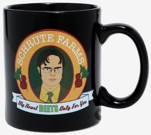 Schrute Farms Mug