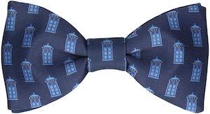 Tardis Bow Tie