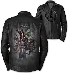 Avengers Leather Jacket