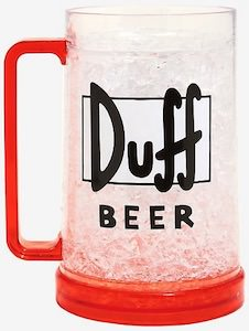 Duff Beer Gel Mug