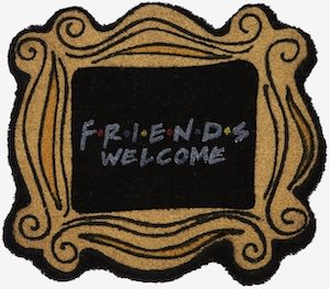 Friends Frame DoorMat
