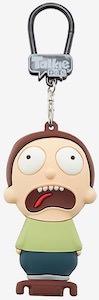 Morty Key Chain