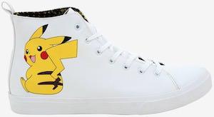 Pikachu Hi-Top Sneakers