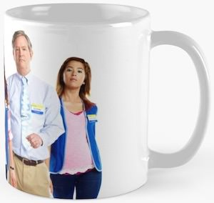 The People Of Superstore Mug