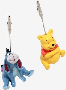 Winnie the Pooh And Eeyore Picture Holder