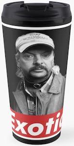 Joe Exotic Travel Mug