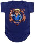 Tiger King Baby Bodysuit