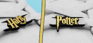 Harry Potter Lace Locks