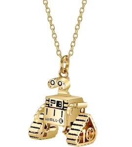 Wall-E Necklace