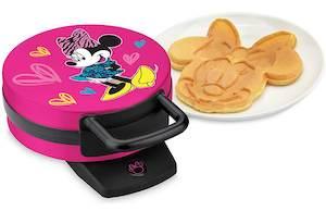 Minnie Mouse Waffle Iron