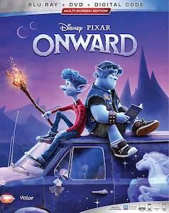 Onward Blu-ray And DVD