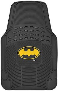 Batman Rubber Car Floor Mat Set