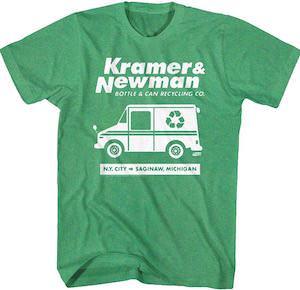 Kramer & Newman Bottle & Can Recycling Co T-Shirt