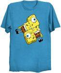 Mixed Up SpongeBob T-Shirt
