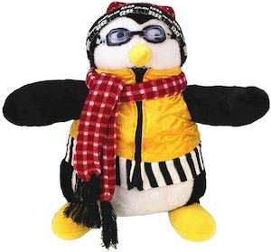 Plush Hugsy Penguin