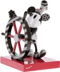 Disney Mickey Mouse Steamboat Willie FIgurine