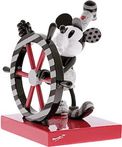 Mickey Mouse Steamboat Willie Figurine