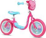 Kids Peppa Pig Balance Bike
