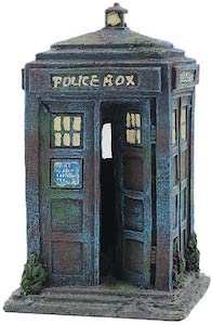 Doctor Who Aquarium Ornament