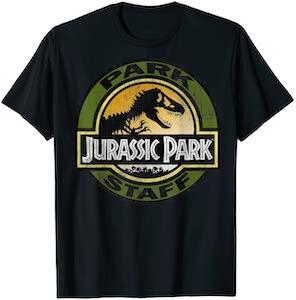 Jurassic Park Staff T-Shirt
