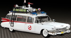 Ghostbusters Ecto-1 Model Subscription