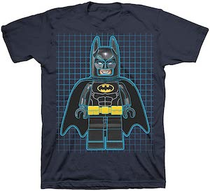 Kids LEGO Batman T-Shirt