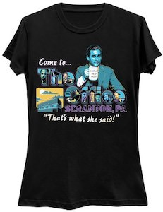 Come To The Office T-Shirt