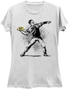 Dwight And The Jello Stapler T-Shirt