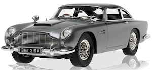 James Bond DB5 Model Kit